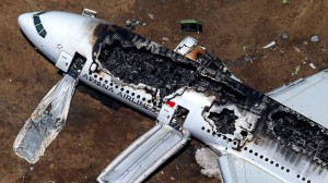 Plane after it crash-landDr. Keefe, Keefe Clinic. Tulsa Chiropractor, pain, natural health care.ed at San Francisco airport